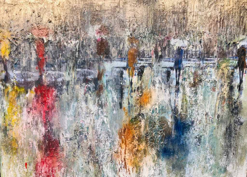 "</br><p align=""left""><strong><em>Stroll Through Central Park</em></strong></br>30 x 40""</br>Mixed media</br>$575</br><strong><a href=""https://checkout.square.site/buy/EHNN6FPFBZDF4I5I6OIY4QEZ"">PURCHASE</a></strong></p><br>"